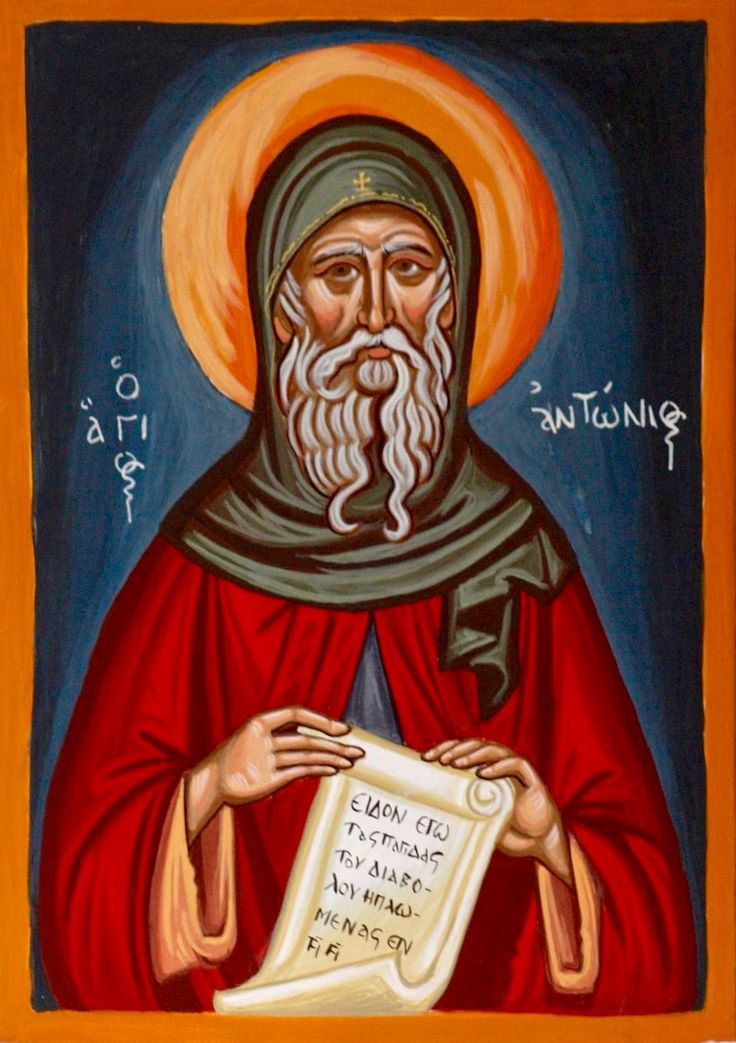 St. Anthony by angelicon