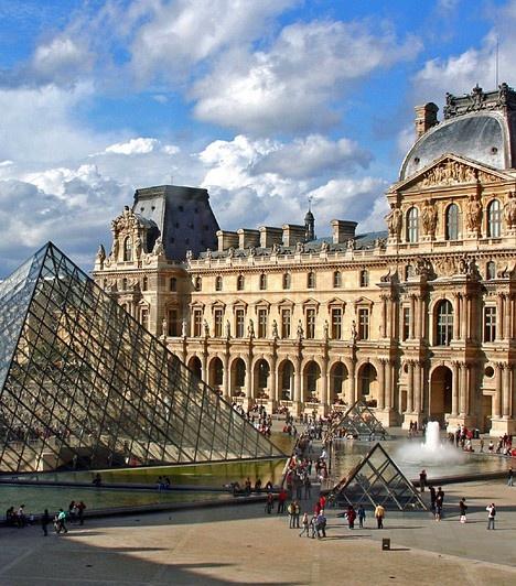 Párizs, Franciaország (Louvre) | femina.hu