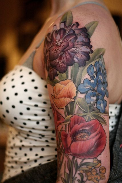 By Alice Kendall. I have a thing for black and gray but this use of color is amazing