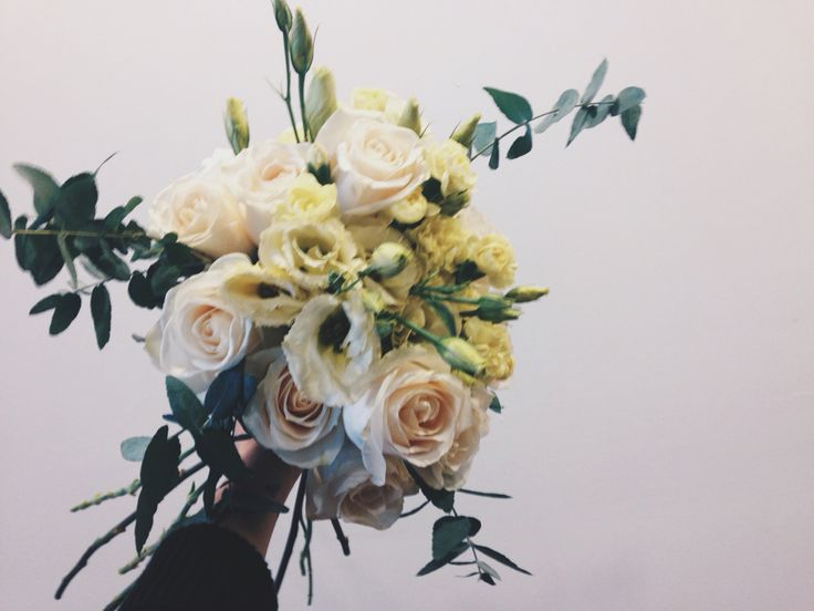 Arrangement by Blossom & Thorn
