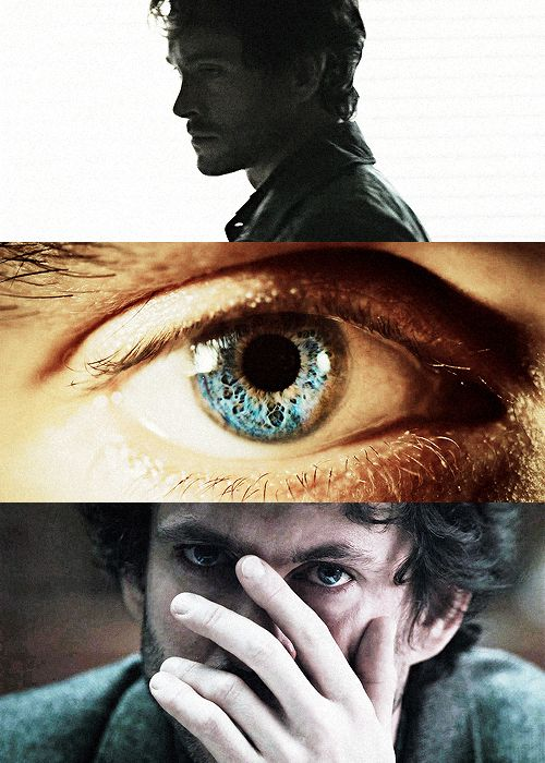 "Hannibal - Will Graham | Hugh Dancy #11 ""I'm not the product of anything. I've given up good and evil. For behaviorism"" - Fan Forum"