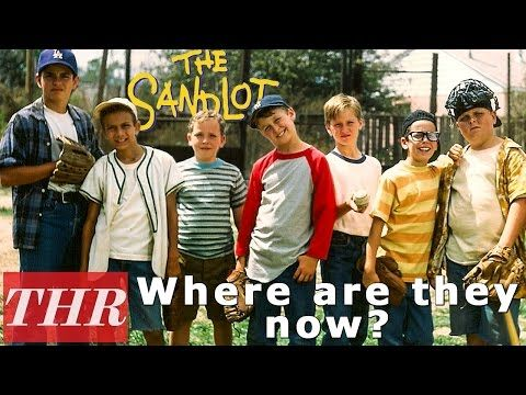 THR: 'The Sandlot' Cast: Where Are They Now?