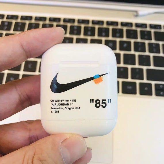 Nike X Off White Sticker Voor Luchtaven Met Koffer Stickers