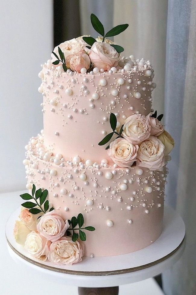The 20 Most Beautiful Wedding Cakes In 2020 Elegant Wedding Cakes Modern Wedding Cake Wedding Cakes With Cupcakes