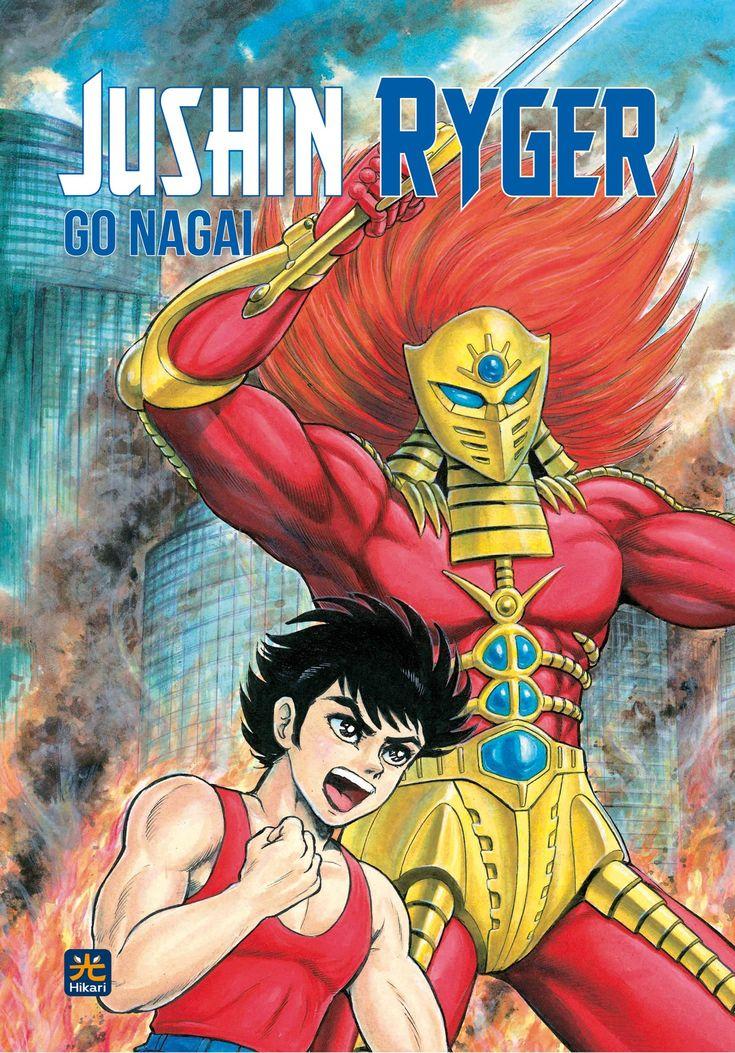 Dopo Mazinga Z, Jeeg Robot d'Acciaio e Goldrake, Go Nagai firmò un altro grande…