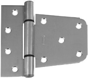 Hardware Gate Hinges And Stainless Steel On Pinterest