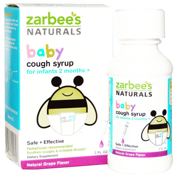 Zarbee S Naturals Natural Cherry Flavor We Make Safe And