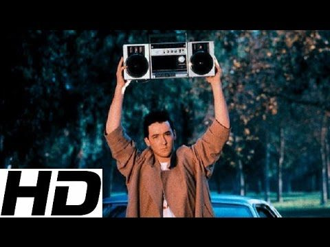 "Say Anything • In Your Eyes • Peter Gabriel The theme song for the 1989 Cameron Crowe film ""Say Anything"" with John Cusack & Ione Skye."