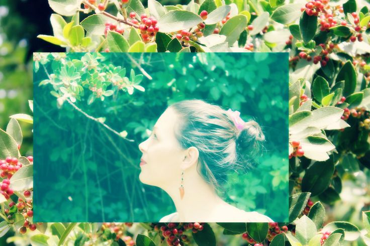 Whim Online Magazine: Featured Photoshoot: 'Heart of Flowers in the Natu...