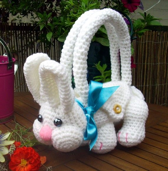 Crochet Animal Bag Free Pattern : 17 Best images about animal purse on Pinterest Owl ...