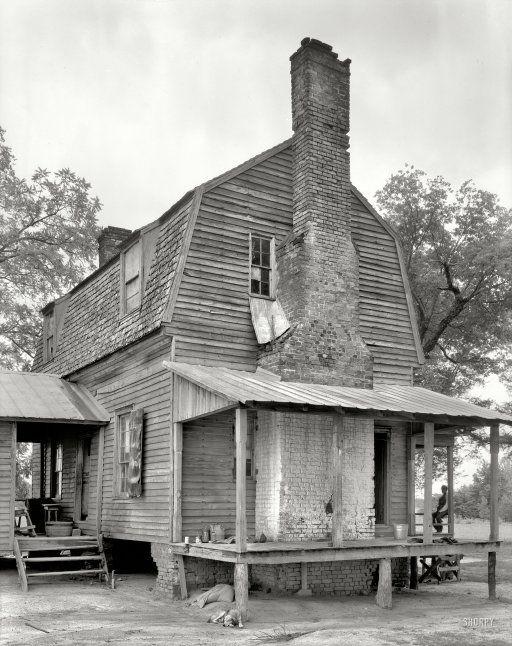 old north carolina farmhouse