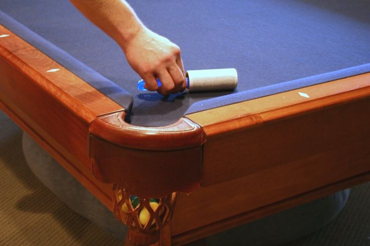 Diy Quick Clean Pool Table Felt Cleaning And Other Ideas