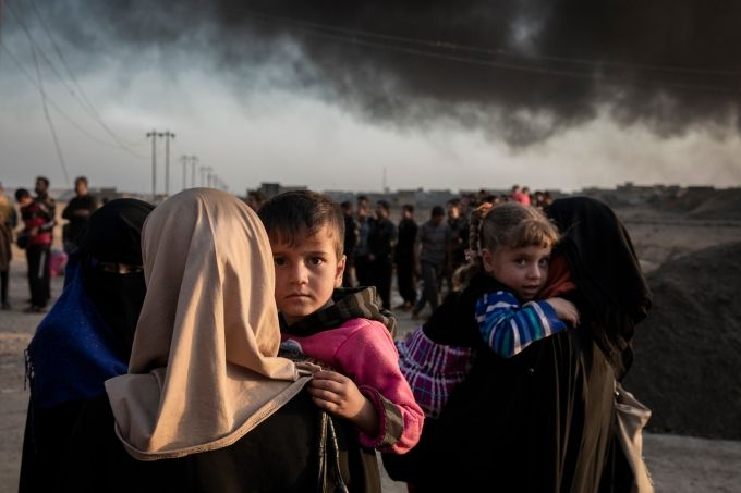 Humanitarians fear for the 750,000 civilians in western Mosul Parties to the conflict must uphold their obligations under international humanitarian law so that life-saving assistance and protection continue to be provided.