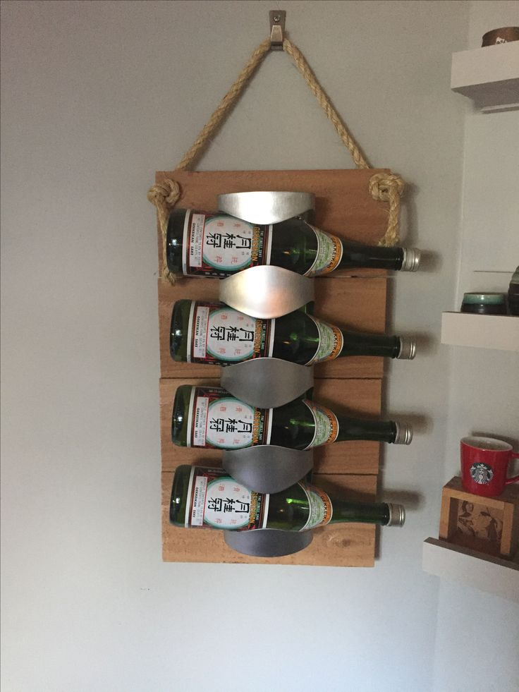 17 best images about kitchen ideas on pinterest diy for Wine shelves ikea
