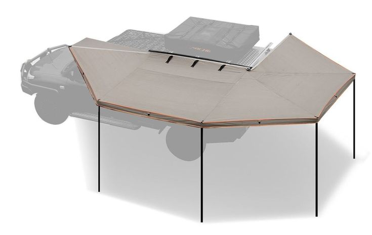 Eclipse 270 Degree Awning