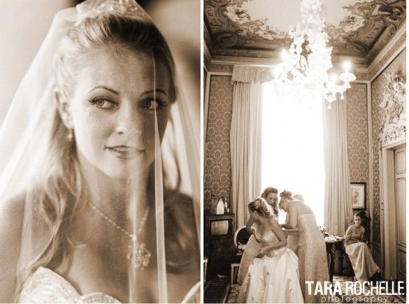 Melissa Joan HartmarriedMark Wilkerson back in July 2004 at the Grand Hotel Villa Corain Florence, Italy