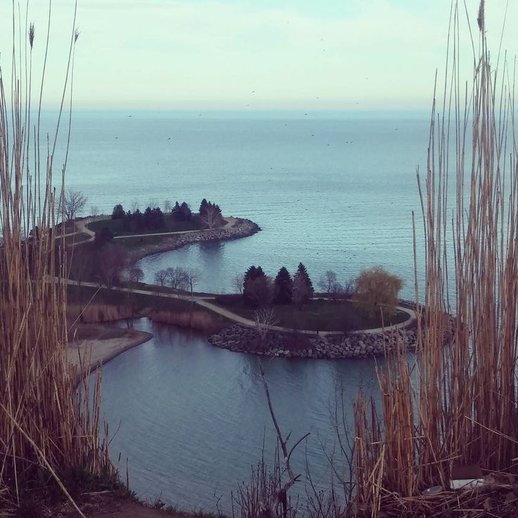 #Scarborough #bluffs #Lake #Ontario #Cliffside