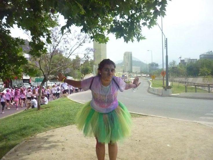 The Color Run =) santiago 2013