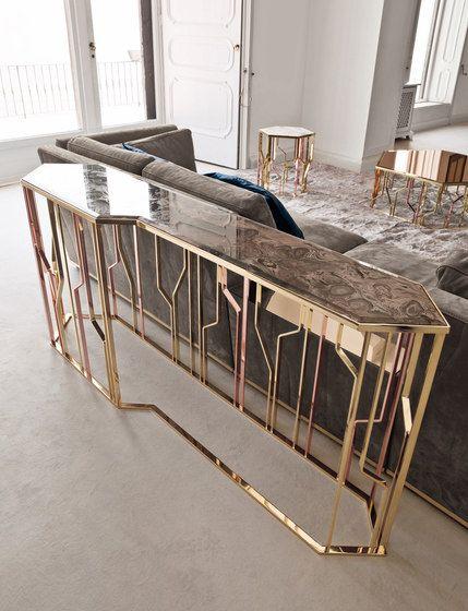 Tavoli a consolle | Tavoli | Ginza | Longhi | Alessandro La. Check it out on Architonic