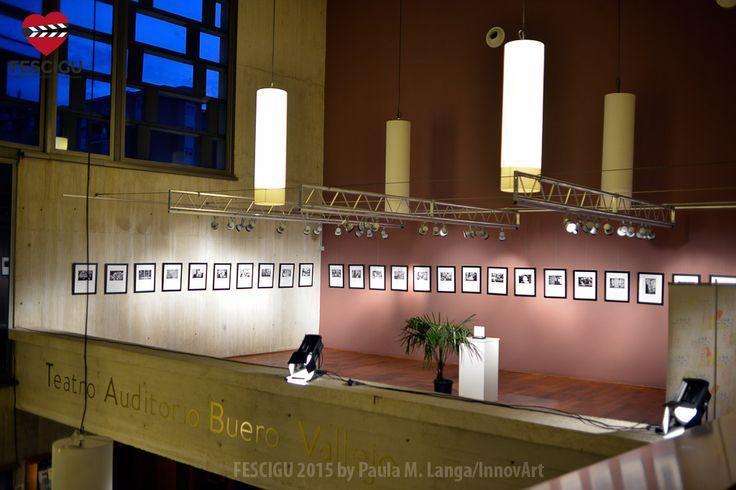 Exposiciones FESCIGU. 'Luchando por la dignidad'. Fecha: 29/09/2015. Foto: Paula M. Langa/InnovArt.
