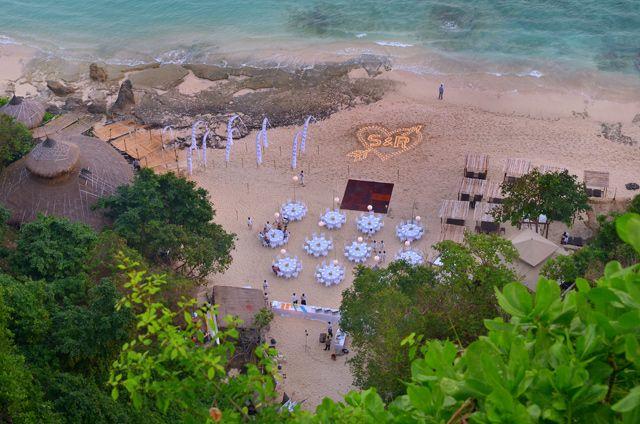 Image result for Karma Beach Bali Billionaires