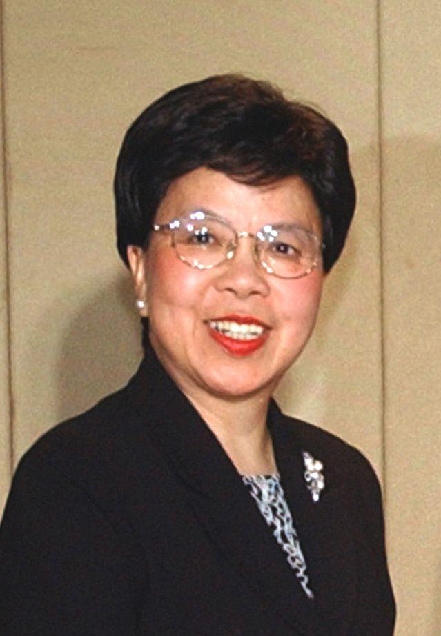Margaret  | Description Margaret Chan.jpg