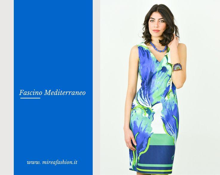 Fascino Mediterraneo: Lasciati affascinare da questo bellissimo capo estivo dall'irrinunciabile eleganza: http://bit.ly/1NHj3po