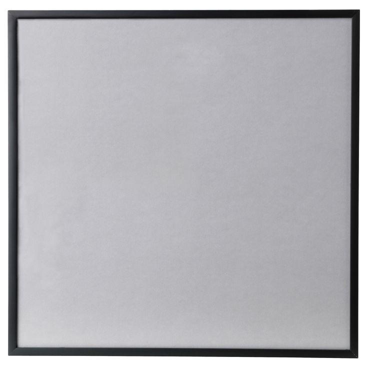 GLADSAX Wissellijst - IKEA  Versier je muren met je favoriete platen. De lijst heeft de maat van een LP-hoes.