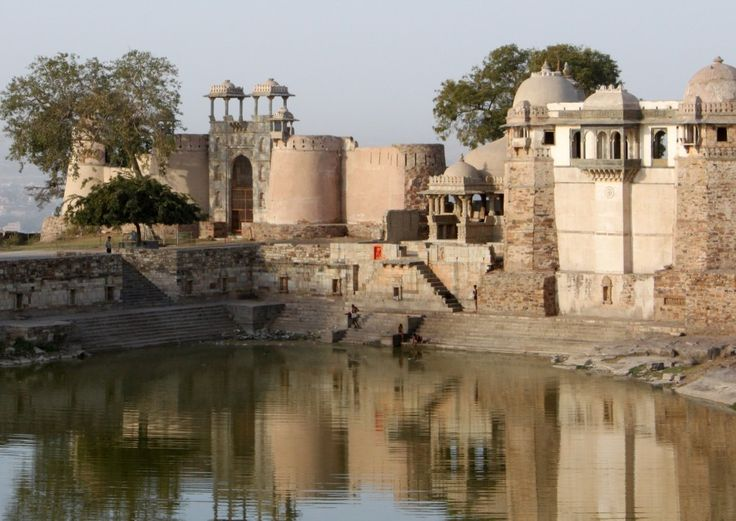 Ratan Singh Palace - Chittor - Rajasthan - India