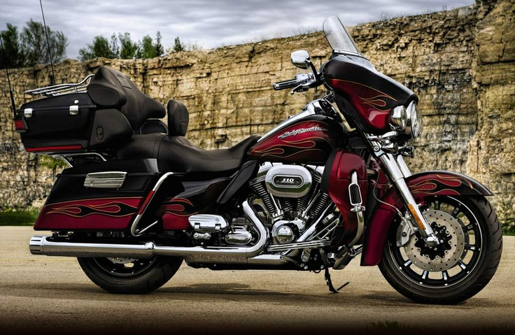 FLHTCUSE6 Ultra Classic Electra Glide Limited CVO, 2011