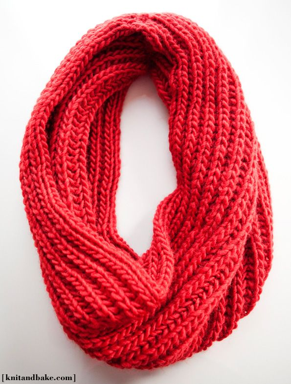 easy weekend project - winter cowl