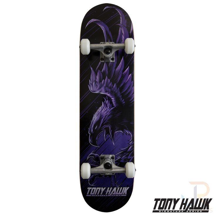 Tony Hawk 360 Series Complete Swoop Purple 8.0 Inch
