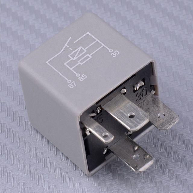 1pc Engine Power Supply Wiring Distribution Ecu Fuel Pump Relay Ecu Skoda Relay