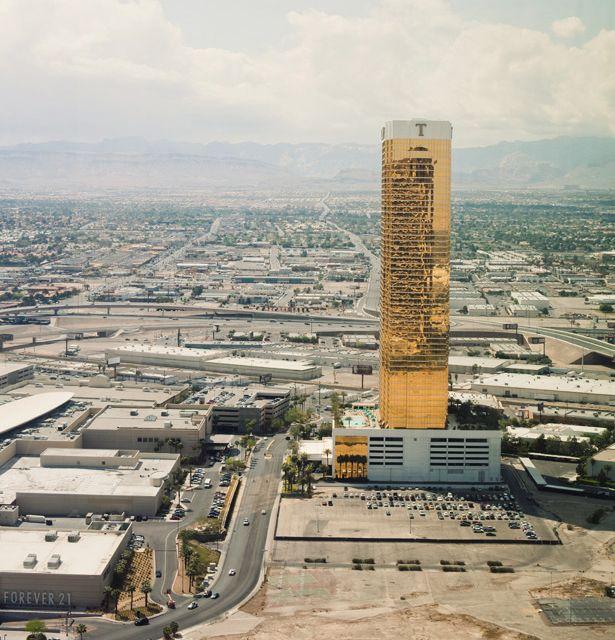 GOLD!! Trump International Hotel, Las Vegas