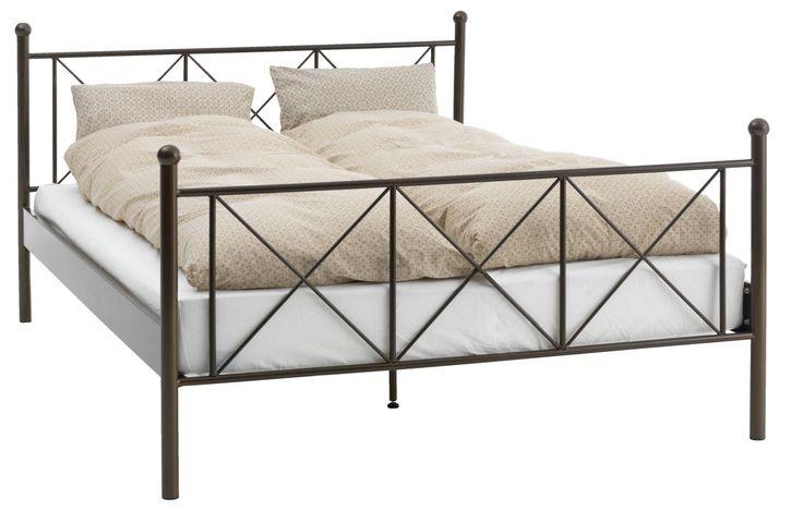 549 Łóżko FAYETTE 160x200cm metal | JYSK