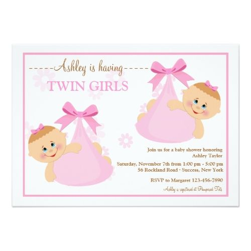122 best Baby Girl Announcement images on Pinterest Birth