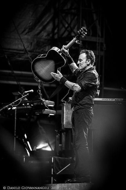 Bruce Springsteen Rome 2013   Flickr – Condivisione di foto!