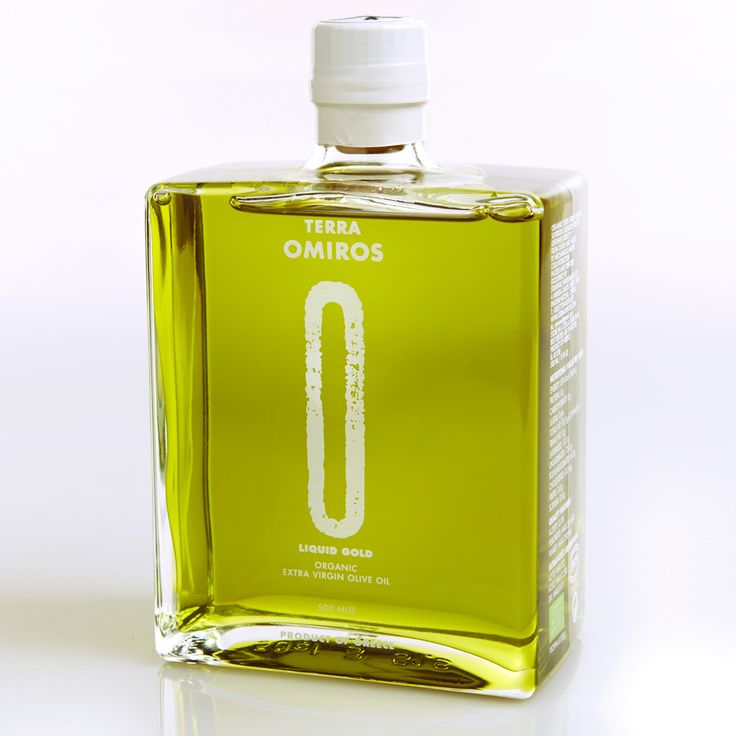 Terra Omiros Extra Panenský Olivový Olej Luxusní Edice 200ml