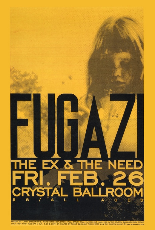 FugaziIan Mackay, Graphics Men, Hardcore Flyers, Punk Rocks, Music Posters, Rocks Style, Soothing Sounds, Beautiful Music, Concerts Posters