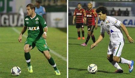 BotafogoDePrimeira: Destaques da Chapecoense, Camilo e Tiago Luis entr...
