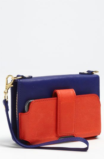 case mate wallet/wristlet with phone pocket... perfect for nights out.