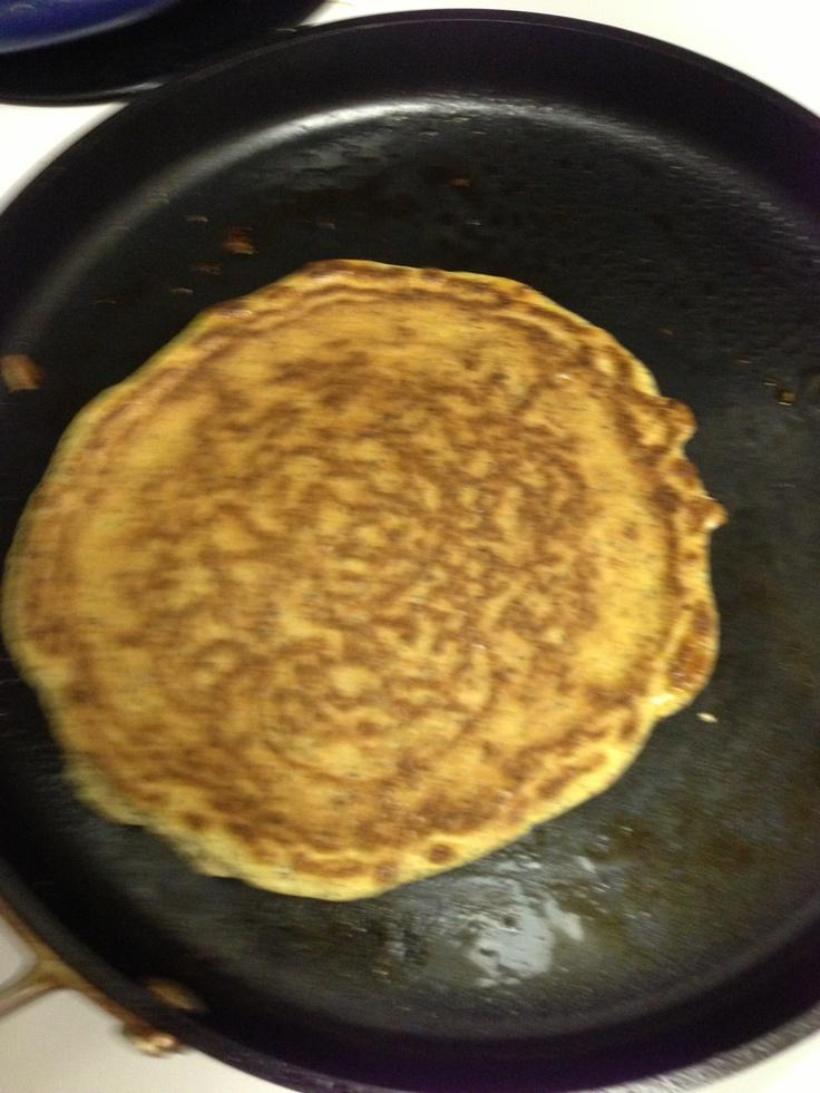 South Beach Flax Pancakes