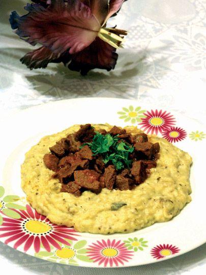Hünkar beğendi Tarifi - Türk Mutfağı Yemekleri - Yemek Tarifleri