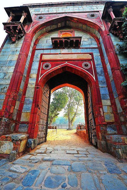 Gates of #Delhi  #Monuments