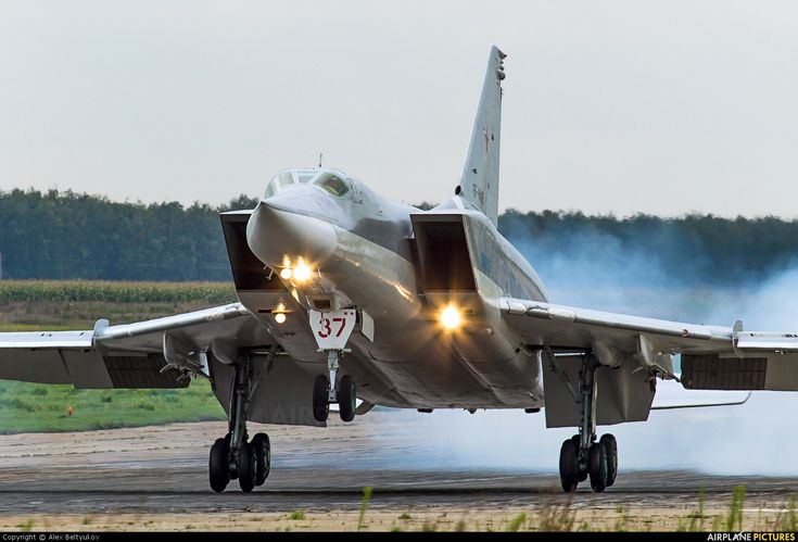 Russia - Air Force Tupolev Tu-22M3