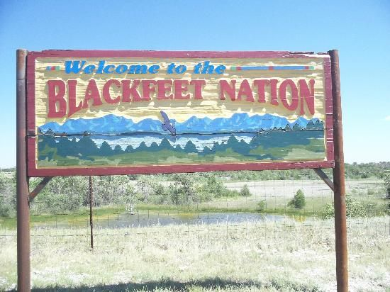 Blackfoot Indian Reservation | This is seriously something I wanna see considering I'm part Blackfoot <3