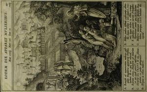 Eodem Die Apparet Mulieribus [Christ appearing to the women] | Sanders of Oxford