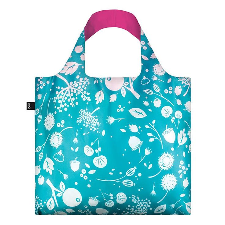 Seed Teal Tote Bag