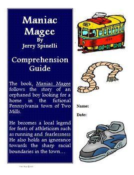 Maniac Magee Study Guide Final Exam
