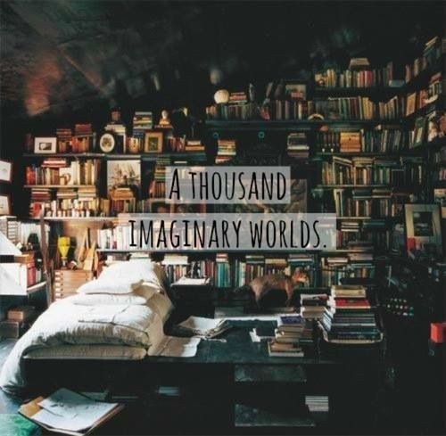 A thousand imaginary worlds~